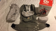 Baby's ergobaby bundle of joy baby carrier with box