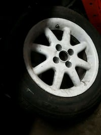 15 inch BBS rims and tires  Mississauga