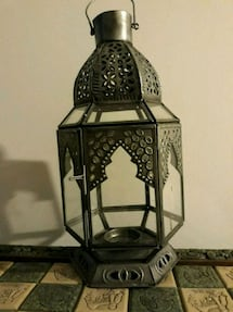 Loveliest Coolest  Rare Unique Looking Lantern!