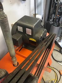 5HP Baldor motor, comes with mag switch and pressure switch Coquitlam, V3E 2T4