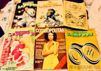 National Lampoons Magazines Vintage inc. book and comic book 540 km