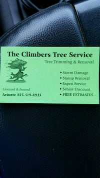 Tree service , tree removal, tree trimming  Rockford