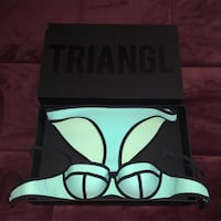 women's teal and black Triangl bikini with box Sykesville, 21784
