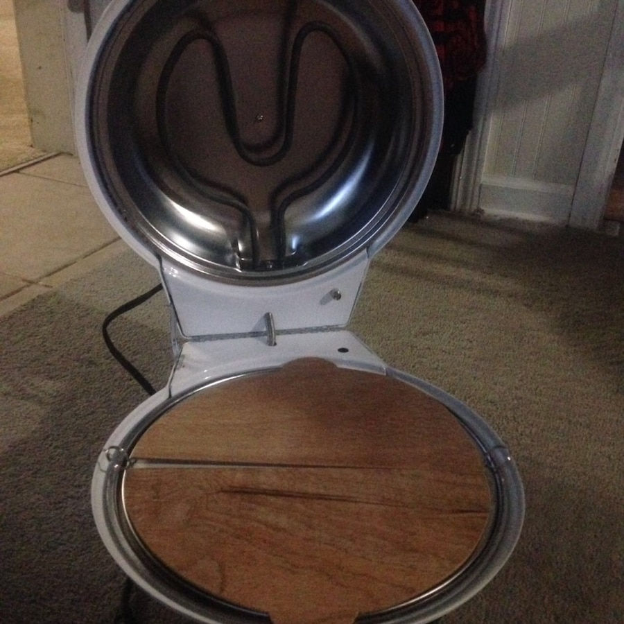 white and black Tefal Actifry for sale  Liverpool