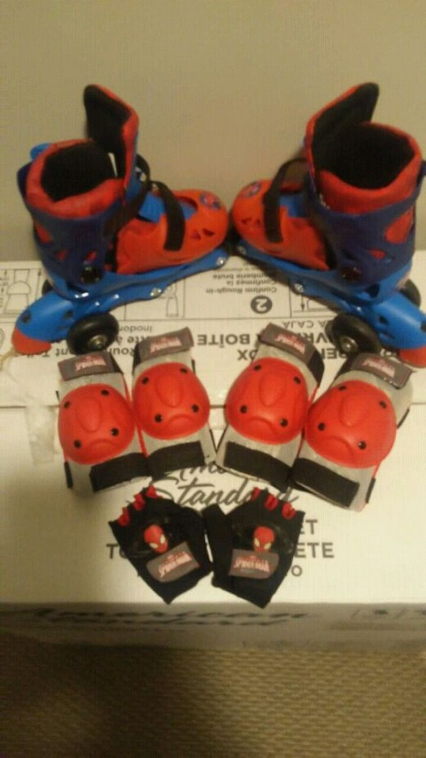 Spiderman Rollerblade Trainers