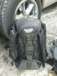 Good motorcycle backpack holds a lotta stuff Fort Myers, 33907