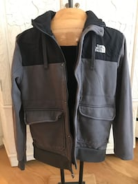 Men's small NorthFace zippered hoodie Silver Spring, 20904