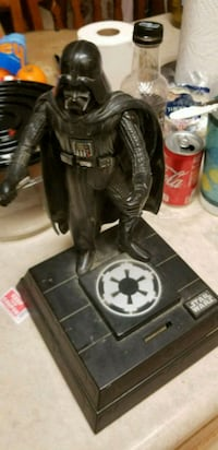 Star wars Darth Vader coin bank.  Central Point, 97502