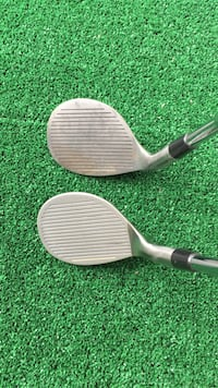 Dunlop Matching 56 Degree SW & 64 Degree Flop Wedge Houston, 77064
