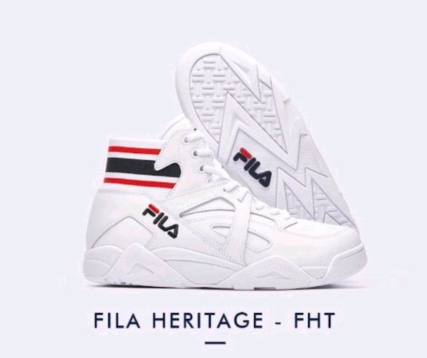 FILA Heritage CAGE NS Sports shoes White