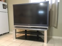 50 inch tv and stand Toronto, M5J 2W4