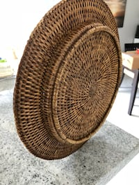 Woven plate holders Hollywood, 33021