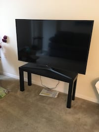 "TV stand (55"" TV for scale, not included) Silver Spring, 20910"