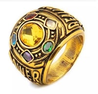 AVENGERS INFINITY WARS COSPLAY POWER RING SUPER COOL NEW COLLECTIBLE !!! Kansas City, 64109