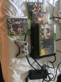 Xbox plus games and controller  Mississauga, L5C 3J5