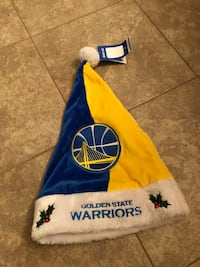 blue and yellow Golden State Warriors jersey 2390 mi