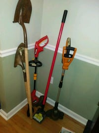red and black string trimmer Dale City