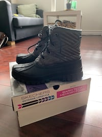 Winter boots - waterproof and warm tech - Size 6