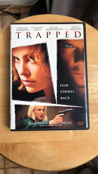Trapped DVD Movie Laurel