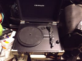 Crosley Player Turntable With Usb Connection