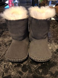 Baby girl authentic ugg boots