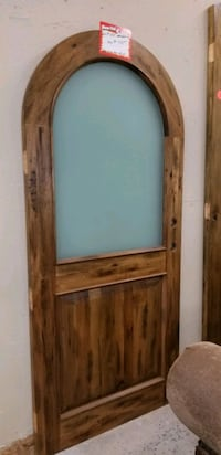 """prefinish solid door size.. 30""""×80""""...only 1 ...new display."""