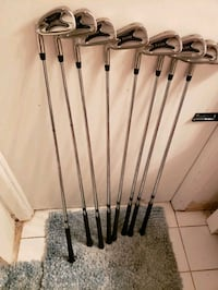Taylormade LCG irons