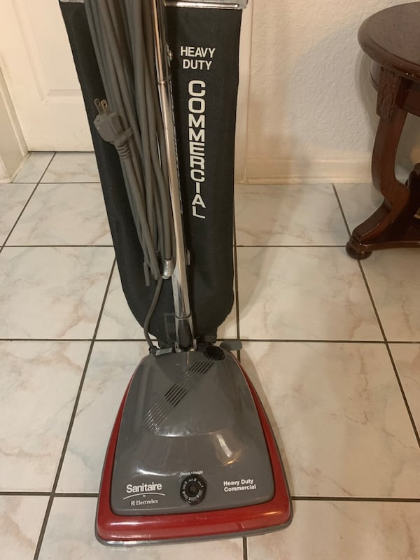 Used Sanitaire Electrolux Heavy Duty
