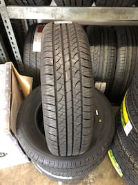 SALE ON TIRES 195/65R15 set of 4 tires