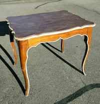 Table Restoration Project Las Vegas, 89120