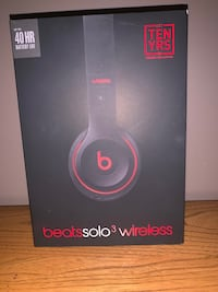 Beats solo 3 wireless Mississauga, L5N 5Z7