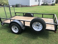 5/10ft Big Tex trailer, led lights Greer, 29651