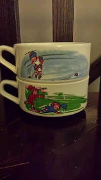 Collectors Campbell Soup Mugs