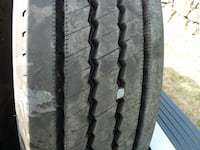 4 Michelin 275/80R22.5 tires Lynnwood