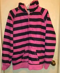 Black and pink fleece lined hoodie XXL Hamilton, L8P 4R2