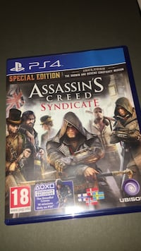 Assassin's Creed Syndicate -Special Edition Ps4 Nesttun, 5227