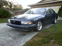 1996 Impala SS Low Milage Lots of Mods