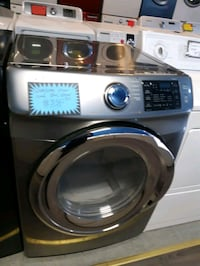 SAMSUNG FRONT LOAD GAS DRYER WORKING PERFECTLY 4 MONTHS WARRANTY Baltimore, 21223
