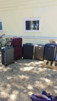 Assorted Ricardo, Skyway, Delsey, Samsonite. Napa, 94559
