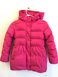 GapKids pink coat excellent conditions size 8