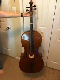 Full size cello!  Centreville, 20120