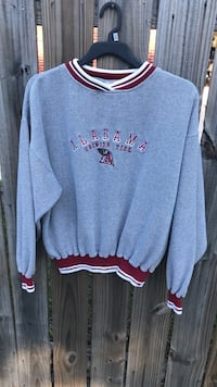 Alabama sweat shirt Large  Daphne, 36526