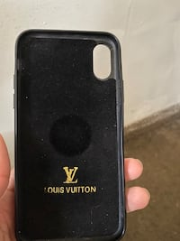 Iphone X Louis Vuitton case  Baltimore, 21223