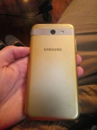 gold Samsung Galaxy Android smartphone Youngstown, 44512