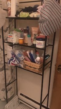 Over the toilet- Bathroom caddy Chicago, 60626