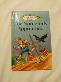 The Sorcerer's Apprentice Book Mississauga, L5M 4S9