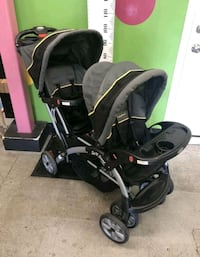 2 Sit N' Stand Strollers. Best Offer!!!! Need Gone ASAP!