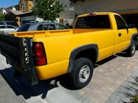 2006 Chevrolet Silverado 1500 Work Truck Regular C