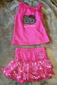 3T HELLO KITTY DRESS Burlington