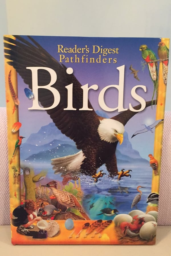 Readers digest Pathfinders. Birds. Hard cover book new. 0